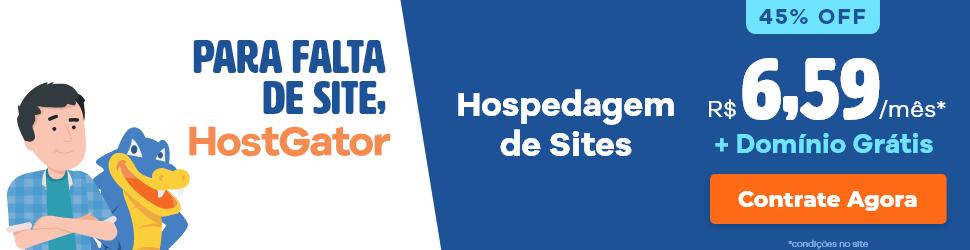 HostGator Promoção (970×250)