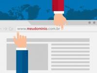 domínios suportados pela hospedagem de sites