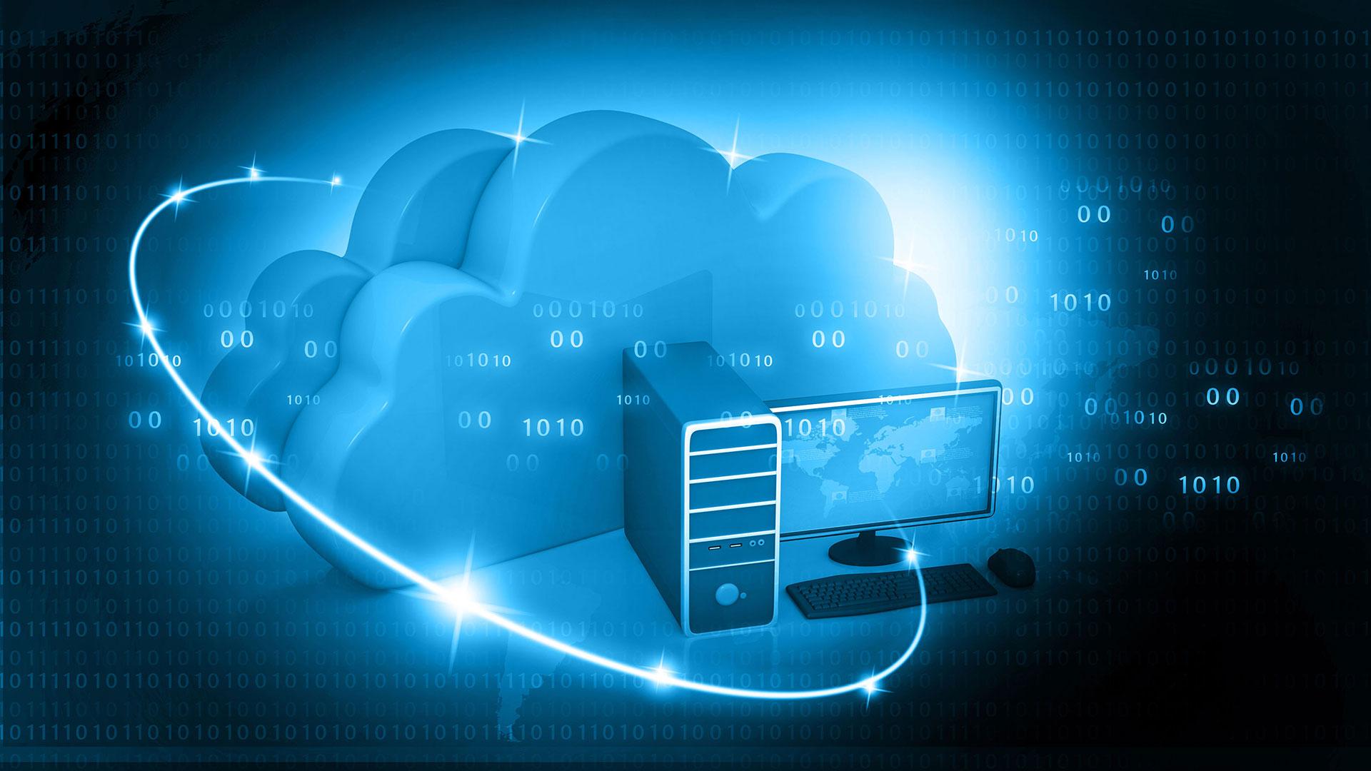 o que e servidor cloud