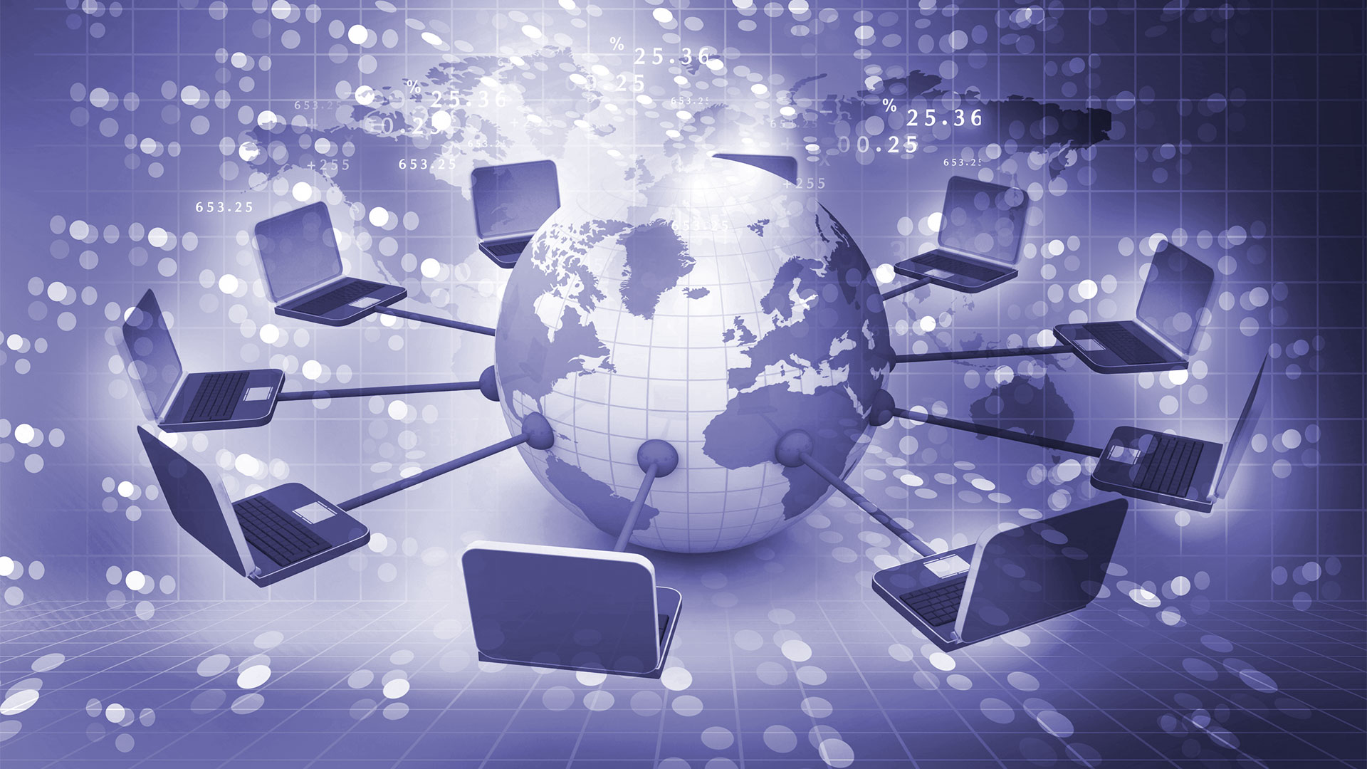 recursos de rede do servidor dedicado