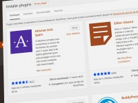 wordpress plugins mais polulares