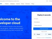 Digital Ocean hospedagem em nuvem