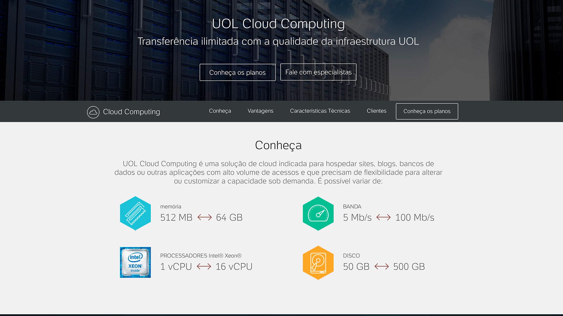 uol host cloud computing